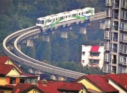 重庆轻轨十号线水性带锈防锈转化底漆工程