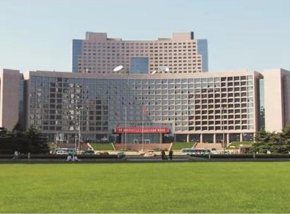 青岛政府大楼二期水性地坪漆工程