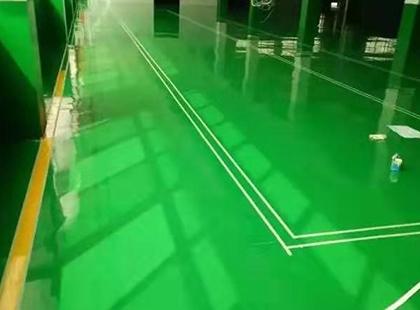 水性环氧地坪漆厂家